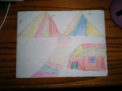 Shantu drawing